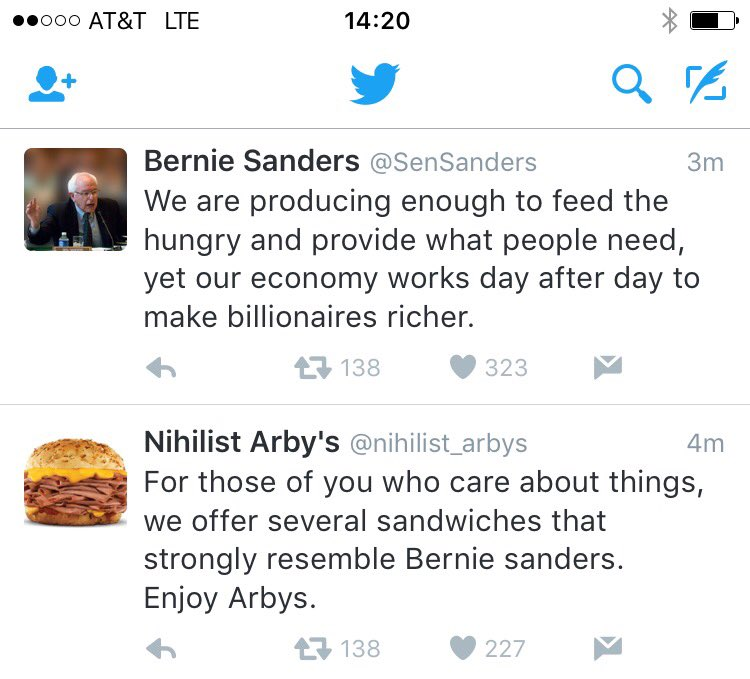 nihilist arby s on twitter for those of you who care about things