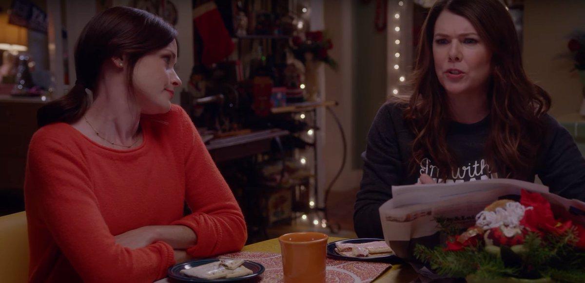 The Gilmore Girls Netflix series trailer has arrived: via @TimeOutUSA @GilmoreGirls