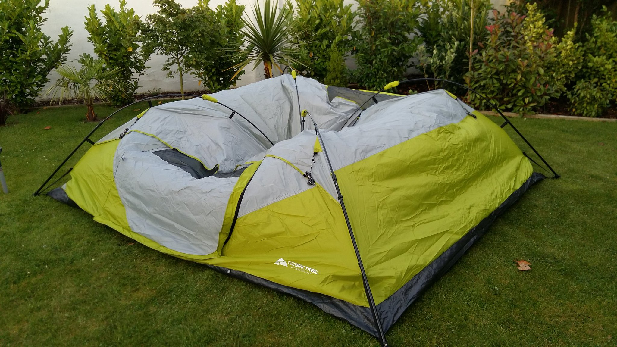 Our To Cing L Life And Style Gee & Two Man Pop Up Tent Asda - Best Tent 2017