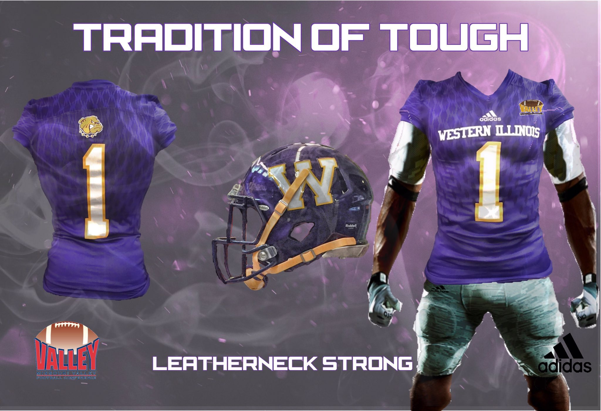 size 40 69e9a 100a5 New Home Football Uniforms - Leatherneck Nation