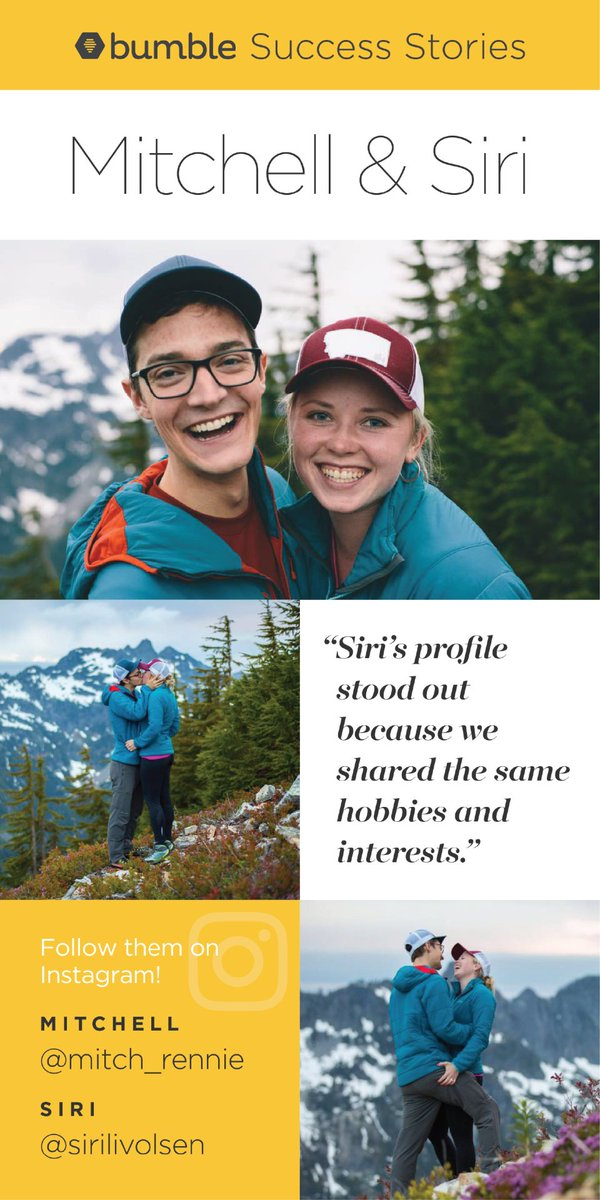 bumble dating success stories