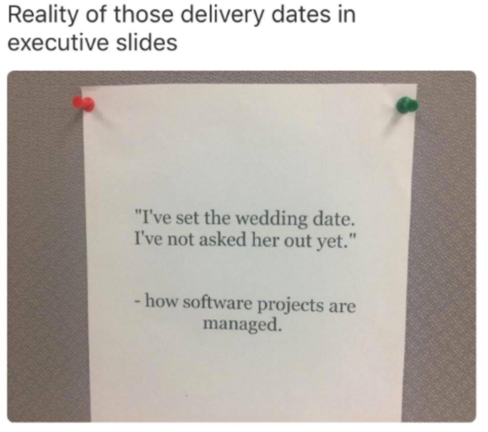 """In keeping with the """"project deadlines"""" theme for today... https://t.co/ysOhhqWqXA"""