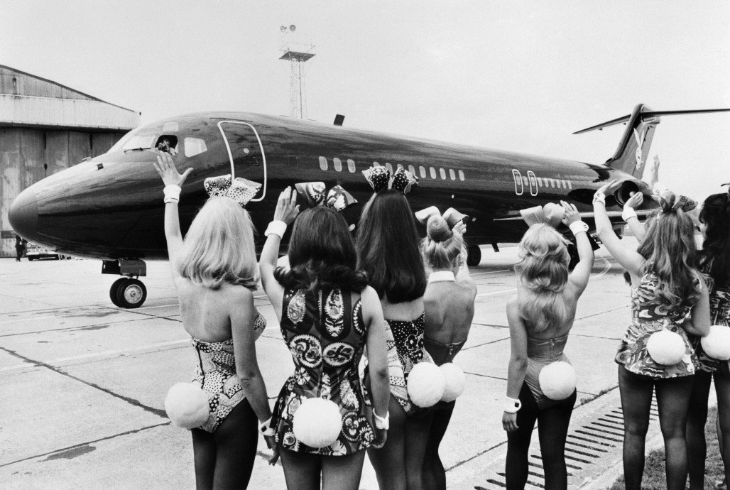 This is what 50 years of The Playboy club in London looks like