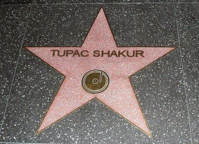 Walk of Fame #Tupac https://t.co/T9aTvJNVt0