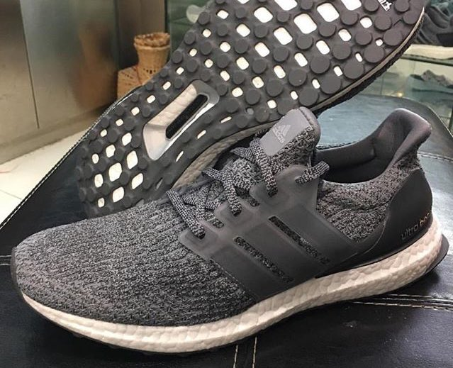 adidas Ultra Boost 3.0 Blue Silver