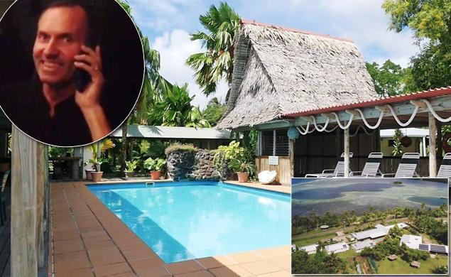 LUCKY DOG: Australian man buys $49 raffle ticket, wins 16-room Micronesian resort in contest