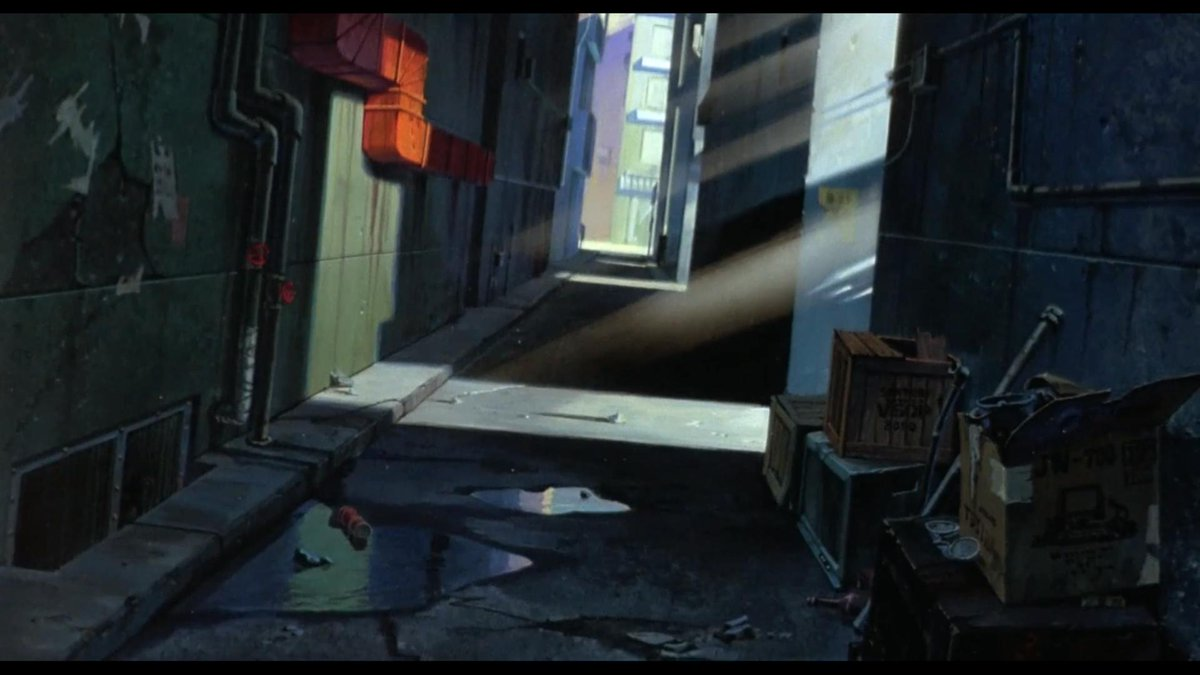 Tohad On Twitter Backgrounds From Akira Directed By Katsuhiro ōtomo Always So Intense Since 1988