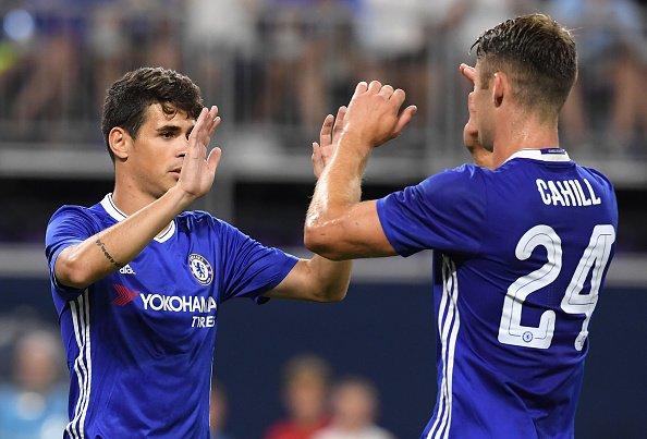 Milan-Chelsea finisce 1-3, Oscar nella ripresa marca la differenza