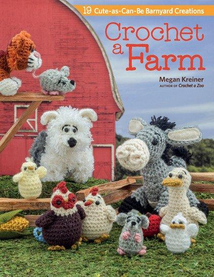 Crochet a Farm: 19 Cute-as-Can-Be Barnyard Creations (Crochet Pattern Book) – Crocheted B... https://t.co/MeE3m8rVnV https://t.co/GHriOCIVCn