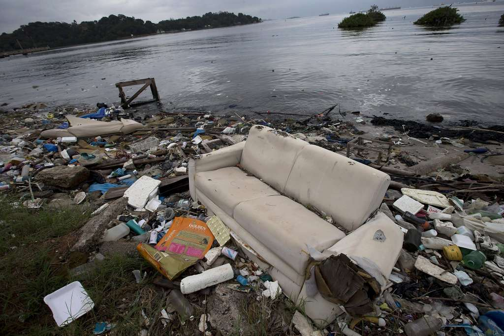 Rio's waters so full of human sewage, Olympic swimmers told to keep their mouths closed https://t.co/uf5FuHrJFI