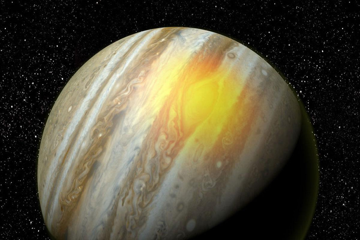 planet jupiter information - HD 1200×800