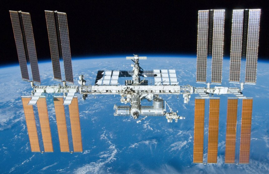 international space station assembly sequence - photo #18