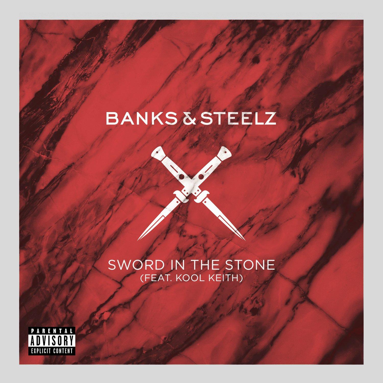 RT @banksandsteelz: Tomorrow @Beats1 w/ @ZaneLowe  9am PT @ https://t.co/N4vblZcJqt  Sword In The Stone feat. Kool Keith 🔪 https://t.co/ikD…