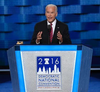 The Latest from DemsInPhilly day 3: Biden says Obama is one of 'finest presidents' ever