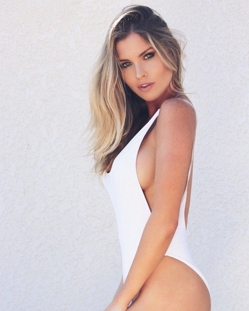 Carly Lauren  - white on whi twitter @MissCarlyLauren