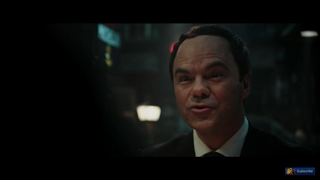 Tom Kaine looks like the Weapon X recruiter from Deadpool. https://t.co/cBu66UYq79