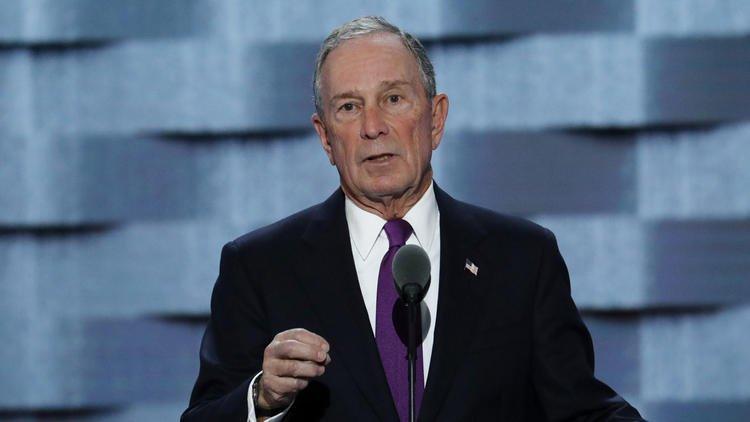 Ex-NYC mayor Bloomberg: