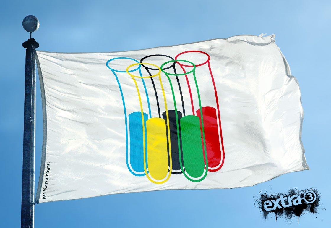 Eil: Olympische Spiele 2016 mit neuem Logo! #RioOlympics-Logo redesigned! #IOC #Olympics2016 #Rio2016 @ADKarnebogen