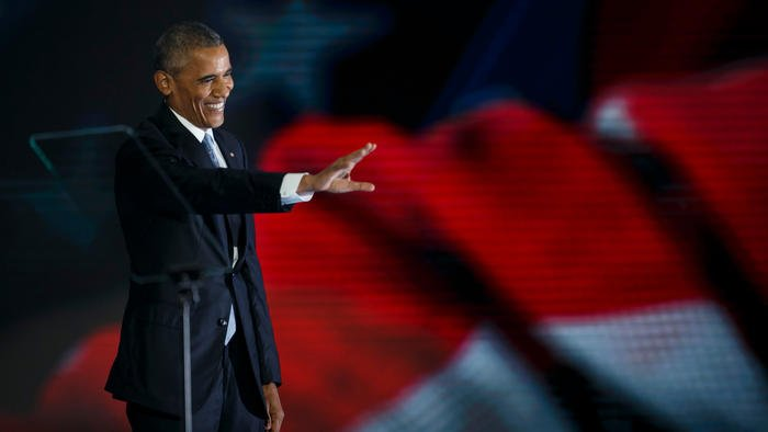 Read President Obama's Democratic National Convention speech
