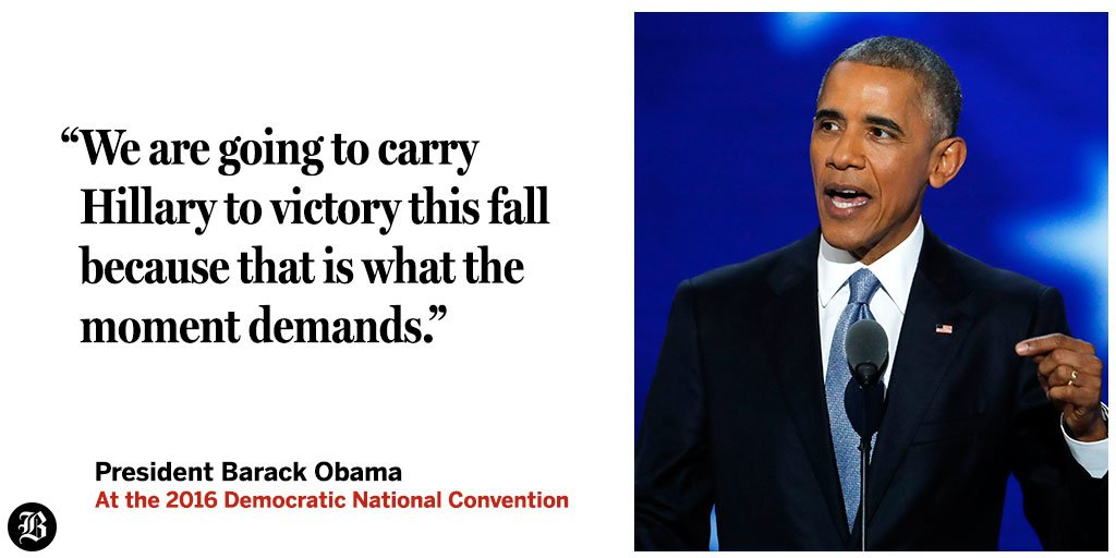 Read the full text of President Obama's speech to the DNCinPHL