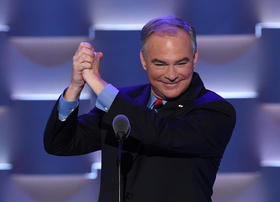Read Tim Kaine's speech to the Democratic National Convention