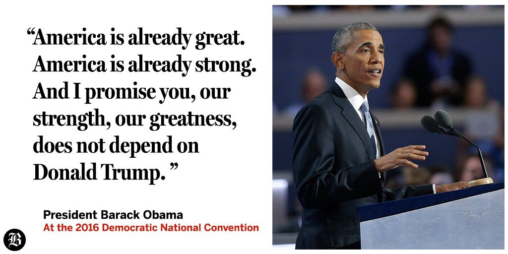 Read President Obama's speech from day 3 of the DNCinPHL