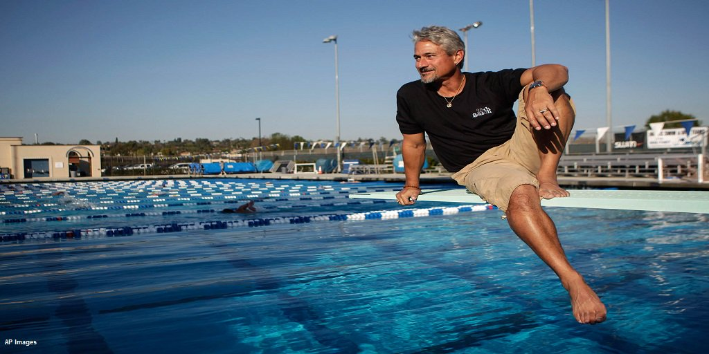 US diving great @greglouganis is returning to the #Olympics some 30 years after he won gold https://t.co/Ez0n7I7u0k