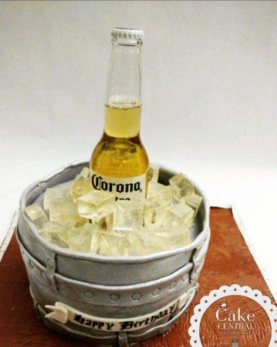 Cake Central Design Studio On Twitter Our Beer Lover S Birthday