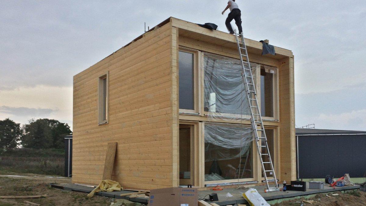 thule blockhaus gmbh - Blockhaus Fjord
