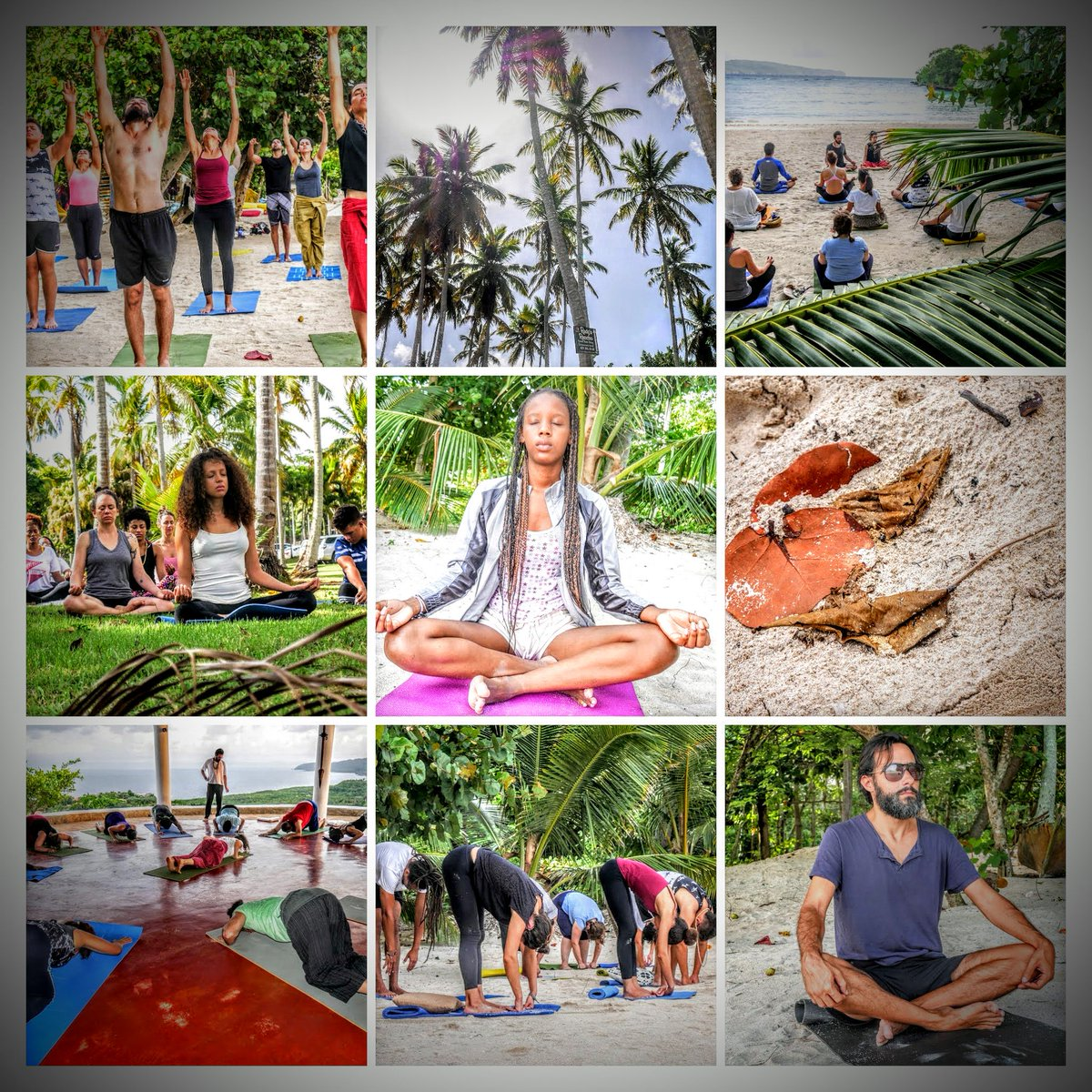 Caribe Yoga on Twitter: