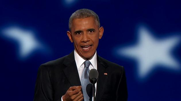How @BarackObama made the case that America really is greatabc13 DNCinPHL