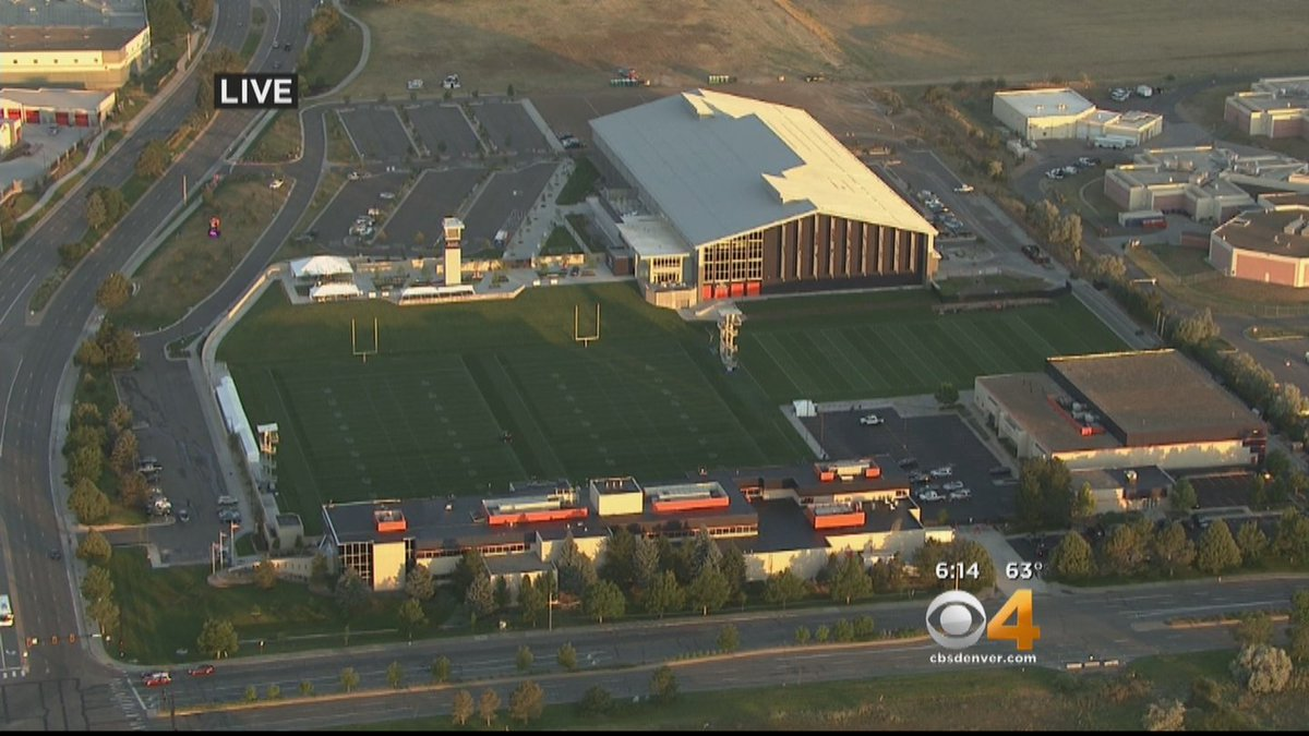 Today's the day -- Broncos training camp begins! And fans are welcome: CBS4Mornings