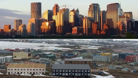 In global quality of life, Alberta would rank 4th, Canada 9th and Nunavut 46th