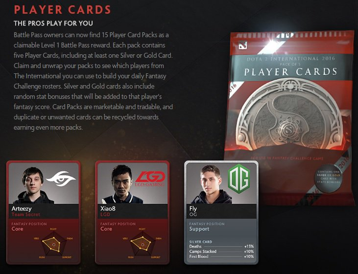 Love the player cards for #TI6. Wish we could buy packs of these IRL at the secret shop! https://t.co/bgAk9EpJva https://t.co/QhUdVmQR5u