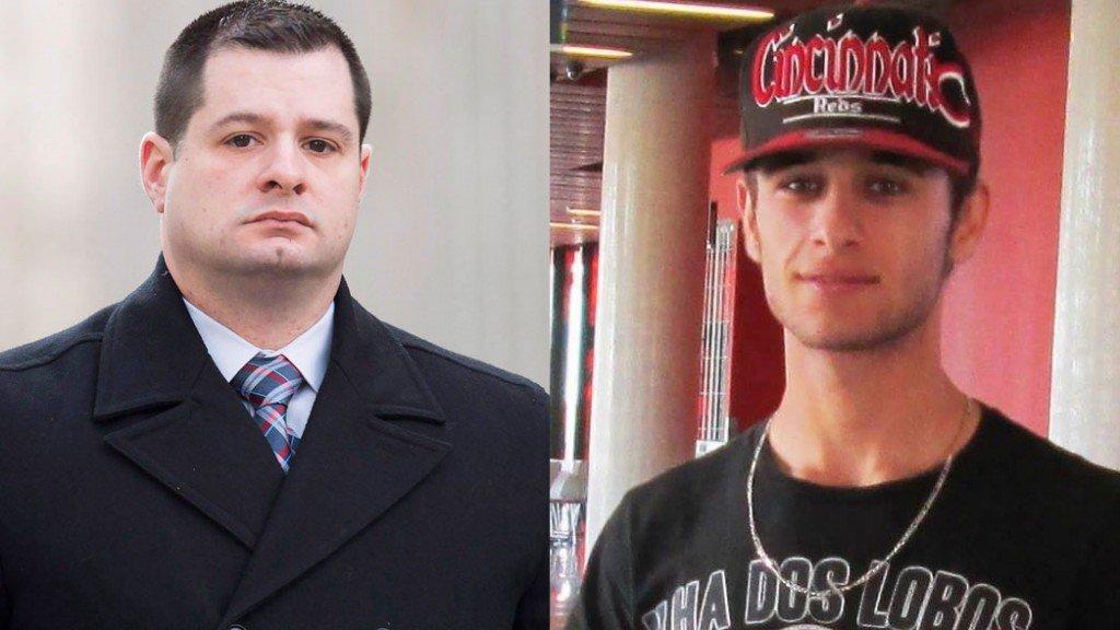 Toronto police officer who fatally shot Sammy Yatim to be sentenced today