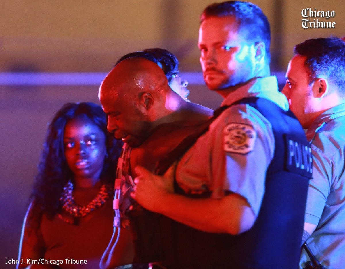 Four shot, two fatally, at block party to remember friend who was killed - story/video