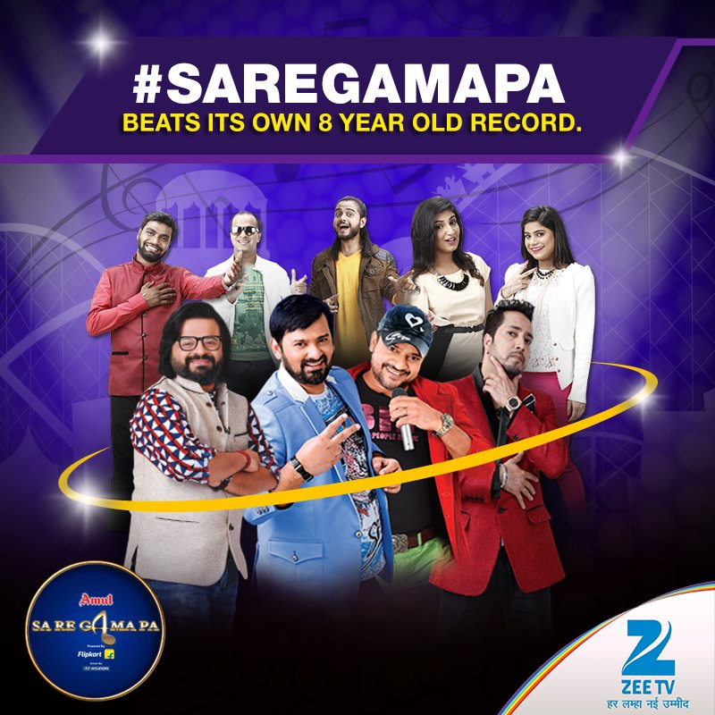Image result for saregamapa zee