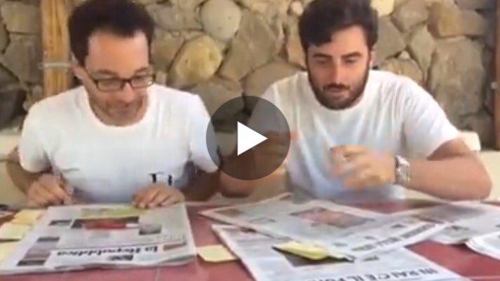 La Rassegna D'Autore di oggi, con @jontargetti e @alessiojacona dal @santadomitilla  https://t.co/iP6lgu05yi https://t.co/3KltKXvsdR
