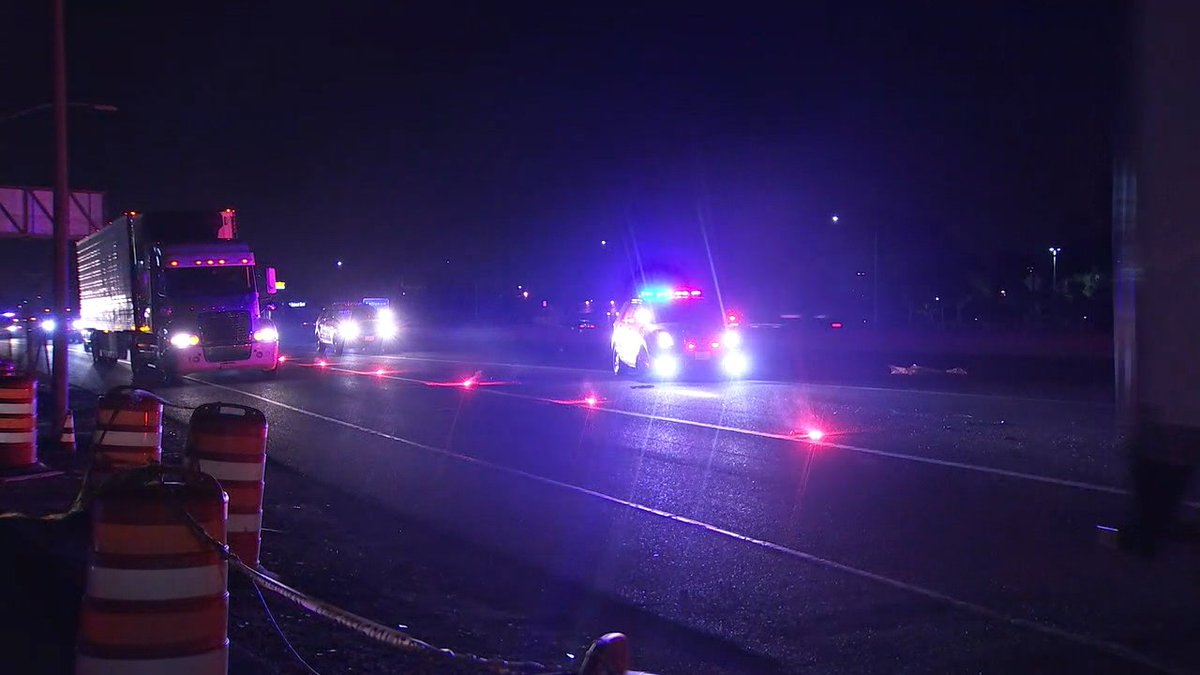 The latest on the fatal crash that has shut down all lanes of 880NB through Oakland: Watch