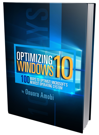 My New eBook - Optimizing Windows 10 - 100 Tips - https://t.co/xd3DOcimhu https://t.co/p4Sxj92fIR