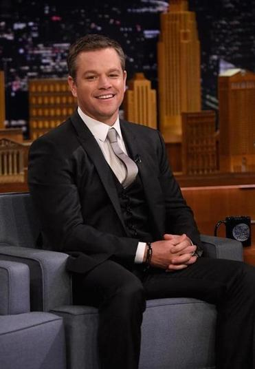 Matt Damon has a pretty great Prince story