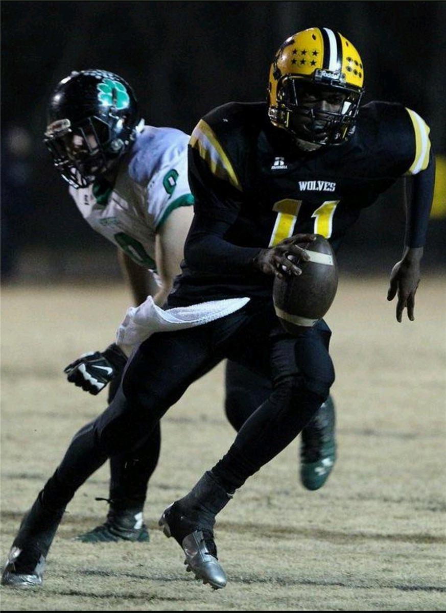 Cordell Littlejohn  - Class of 2018 QB (Photo from Cordell