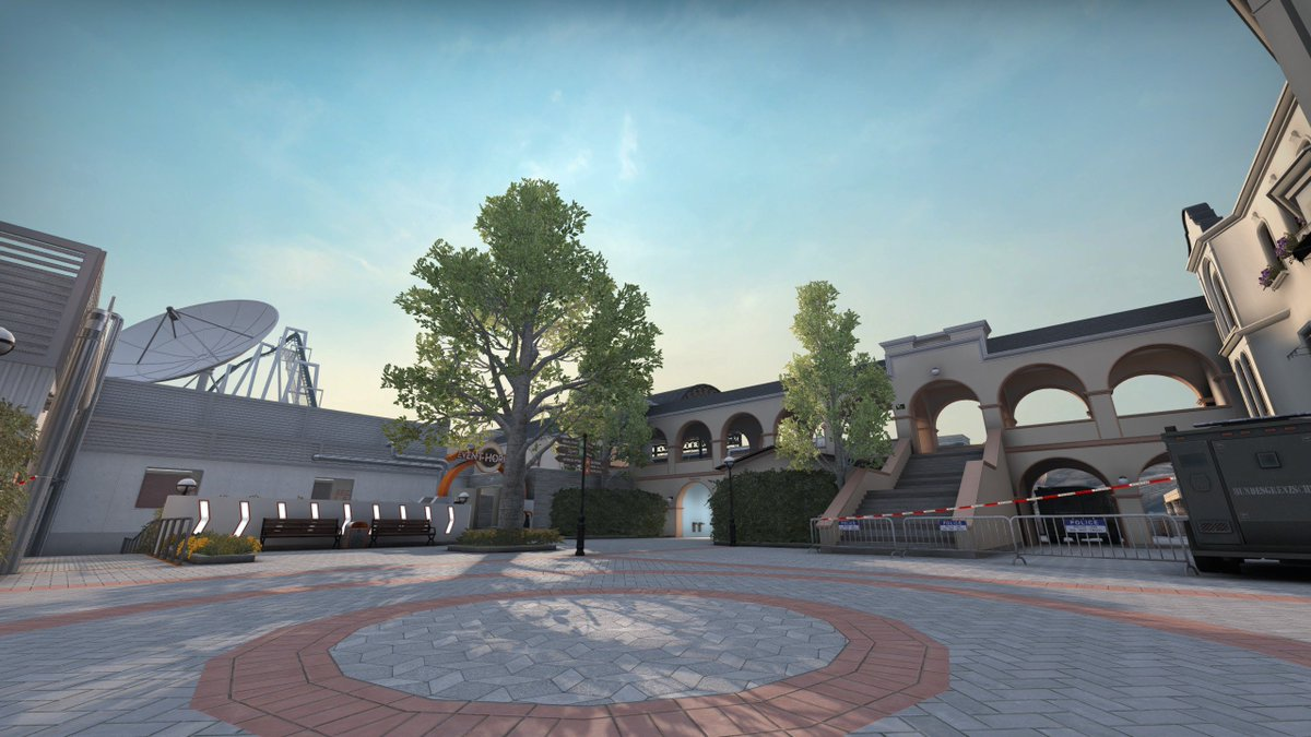 ba69c65dbbccd Valve   CS GO community announces the new official map to the mappool. They  like to call it
