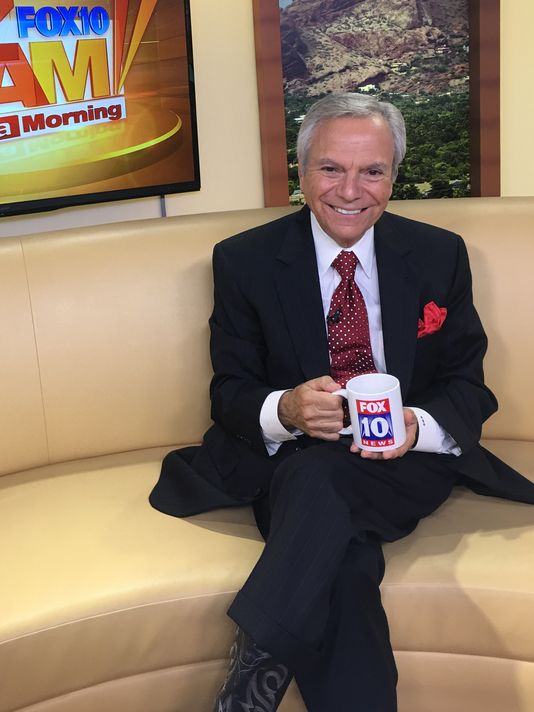 Rick D'Amico from 'Fox 10 Arizona Morning' gives reasons for retirement after 30 years