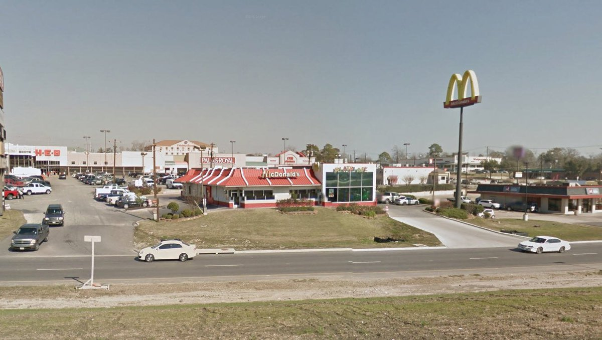 Woman fired from McDonalds in Texas after refusing to serve police officer & his family.