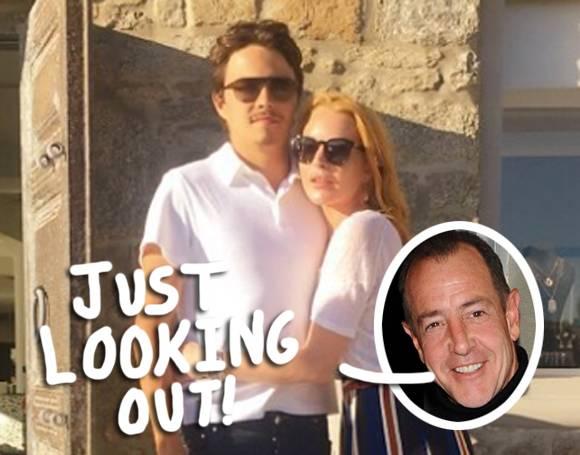 #LindsayLohan's dad is worried about her after her altercation with fiancé Egor Tarabasov! https://t.co/gjALtmmGfv https://t.co/RjoMoIWxqM