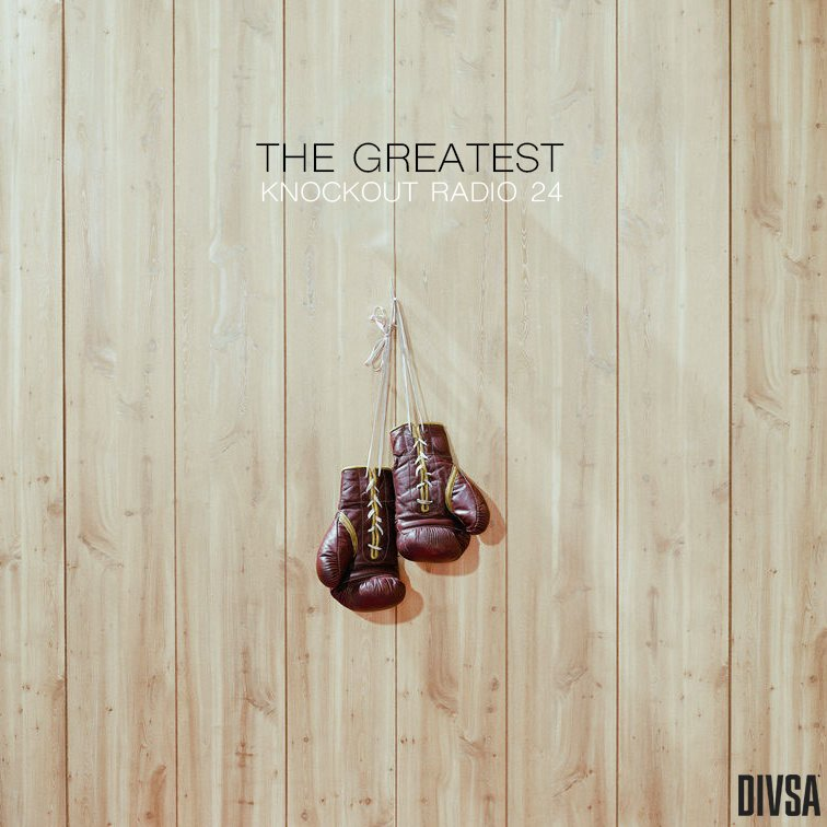Knockout Radio 24 - The Greatest has arrived. Download Link:  https://t.co/mQa2VXSMJn https://t.co/0Si0aBUlFy