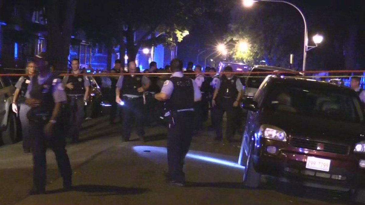Shooting allegedly over a parking space kills 2, injures 2. More: abc13