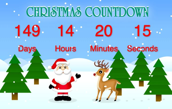 #IfYourDayIsBadAlwaysRemember that Christmas is only 149 days away!! Countdown:https://t.co/Zu4zTphpTM https://t.co/sEOA1BwbW6