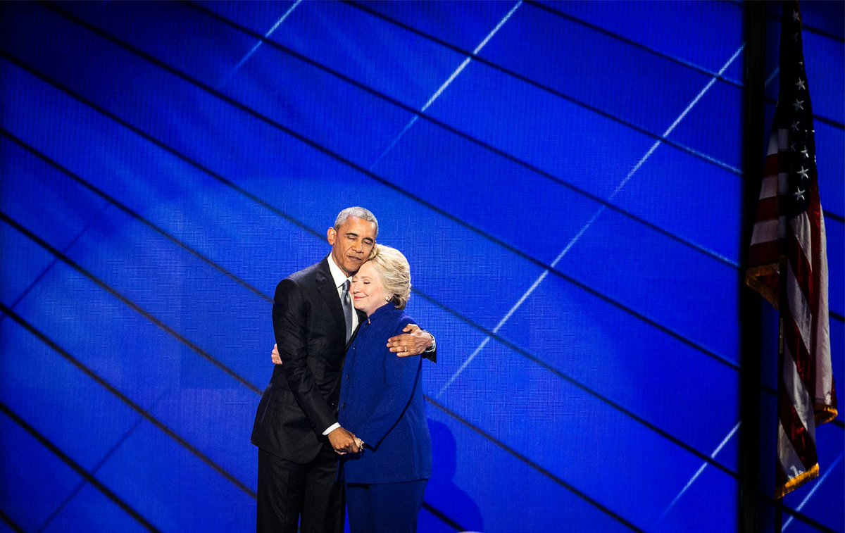 First Reading: About last night -- Democrats hug it out at the DemsinPhilly